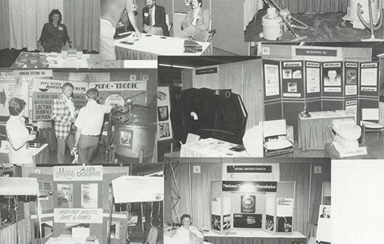 Exhibitors From the 1987 AEC