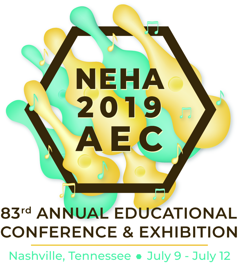 NEHA 2019 Annual Educational Conference (AEC) & Exhibition logo