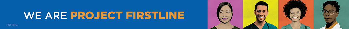 Project Firstline Logo
