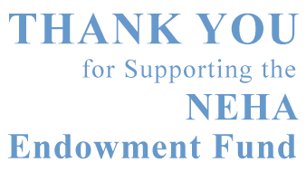 Thank you for Supporting the NEHA Endowment Foundation