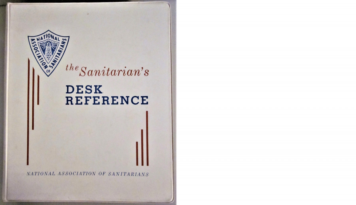 The Sanitarian's Desk Reference