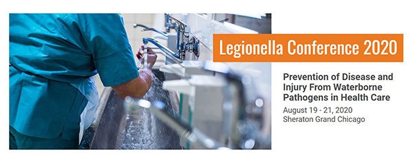 NEHA & NSF Health Sciences proudly present Legionella Conference 2020 in Chicago.