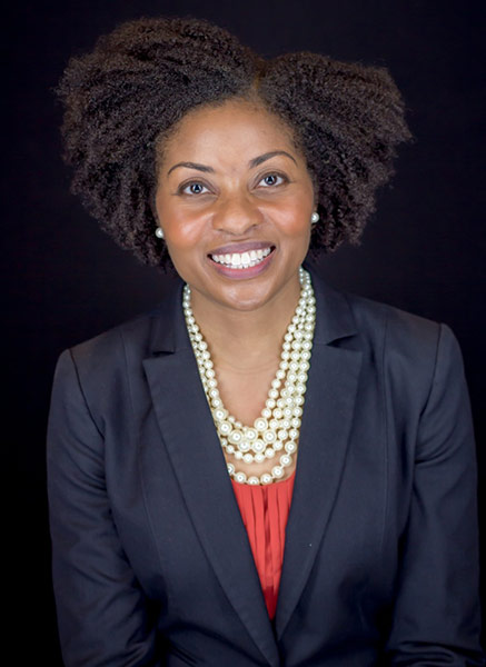 Dr. Natasha DeJarnett has joined the Physicians for Social Responsibility board