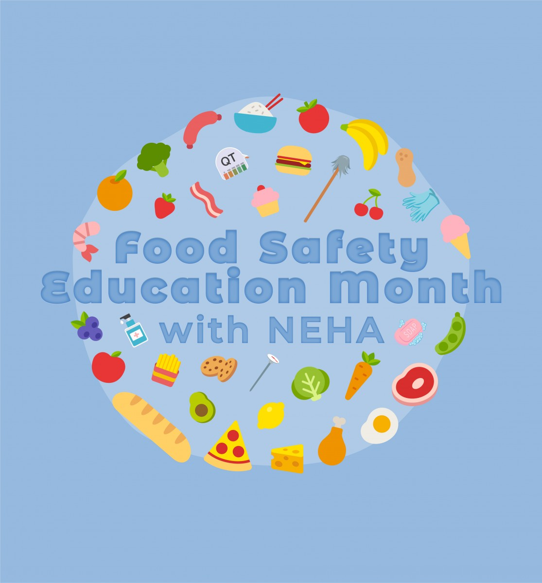 National Food Safety Education Month With NEHA