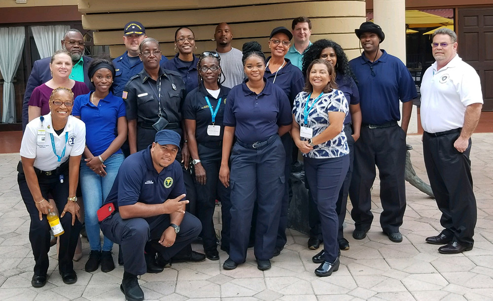 USVI Food Safety and Workforce Training Class