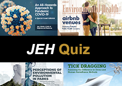 JEH Quiz for NEHA Members
