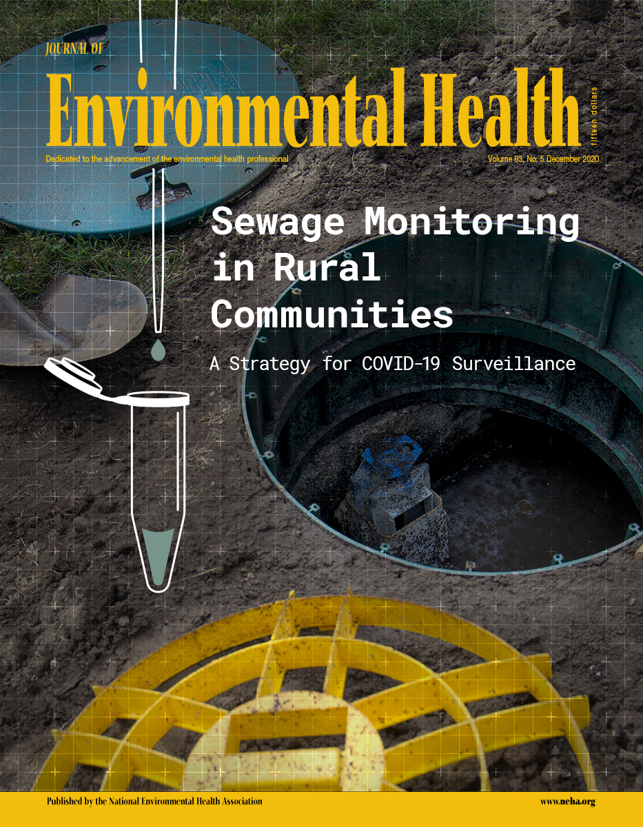 December 2020 issue of the Journal of Environmental Health (JEH)