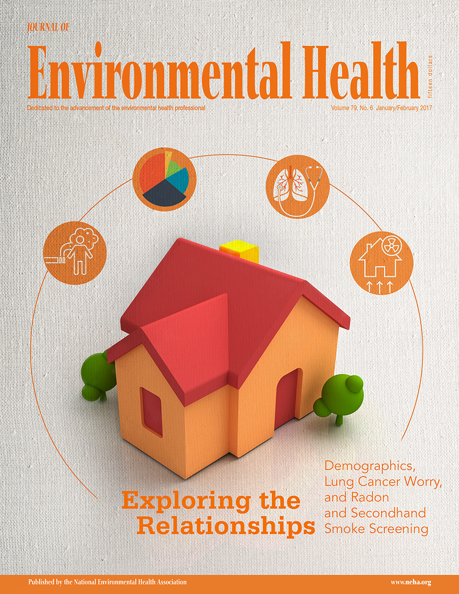 January/February 2017 issue of the Journal of Environmental Health