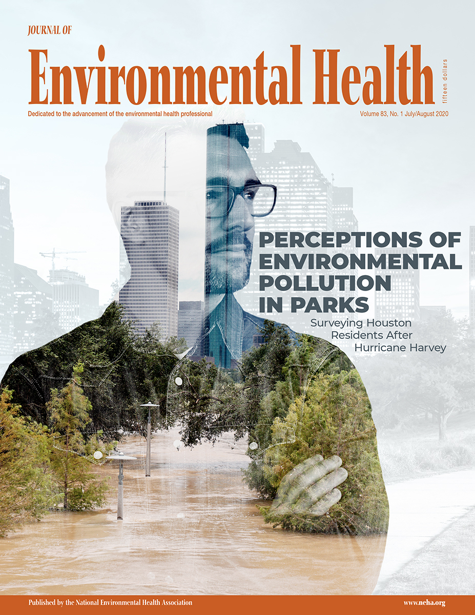 July/August 2020 issue of the Journal of Environmental Health (JEH)