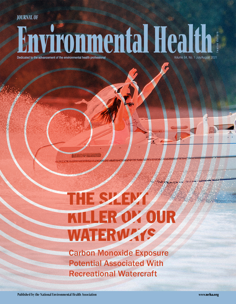 July/August 2021 Issue of the Journal of Environmental Health (JEH)
