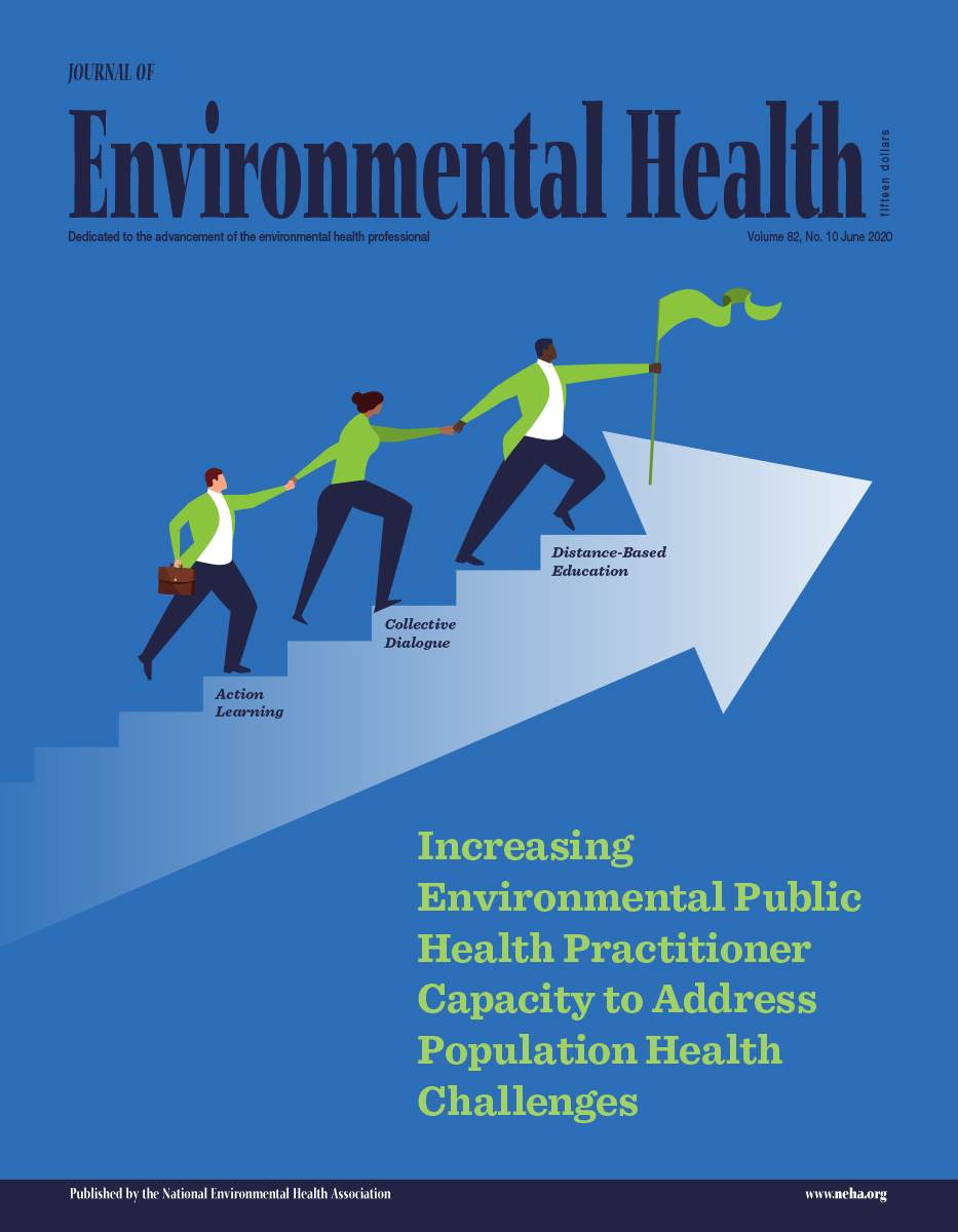 June 2020 Issue of the Journal of Environmental Health (JEH)