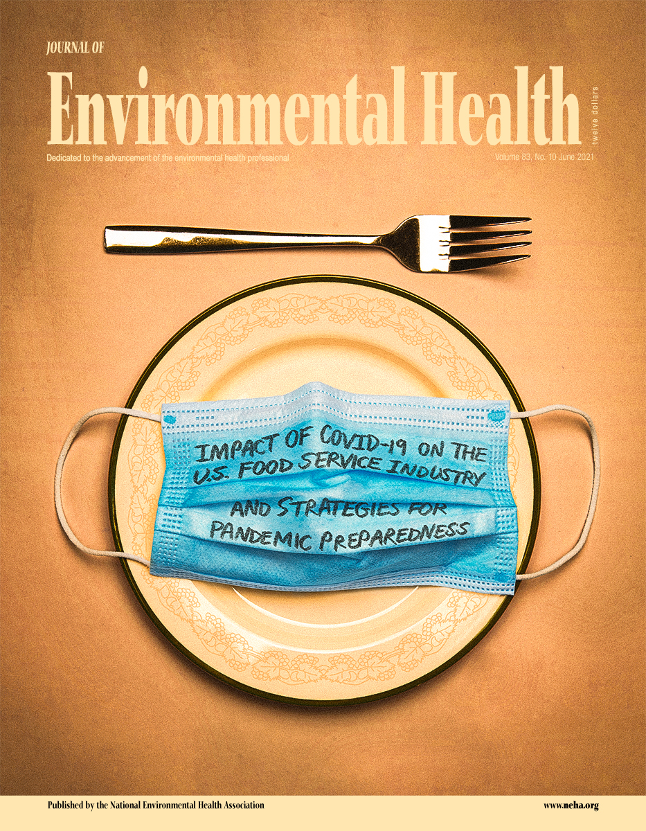 June 2021 issue of the Journal of Environmental Health