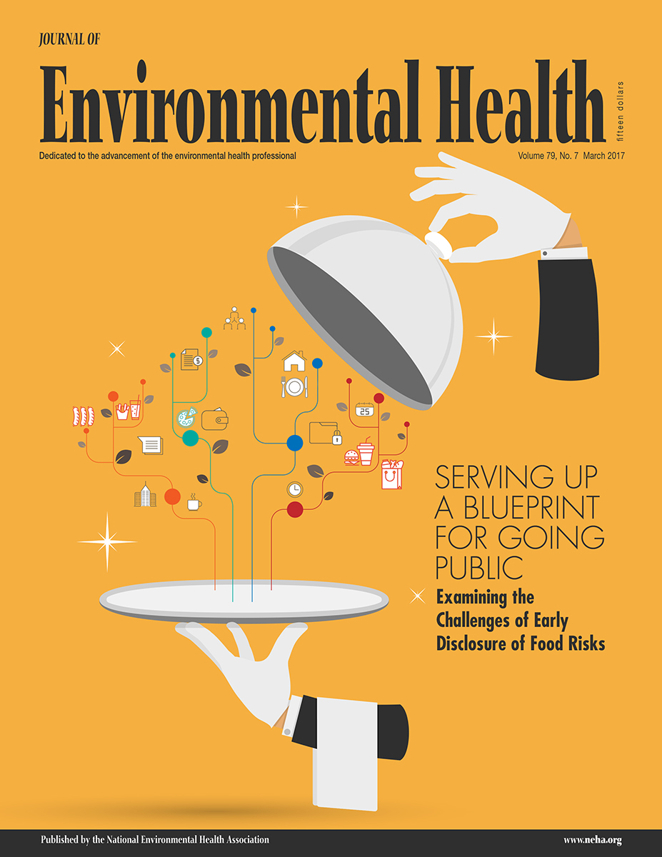 March 2017 issue of the Journal of Environmental Health
