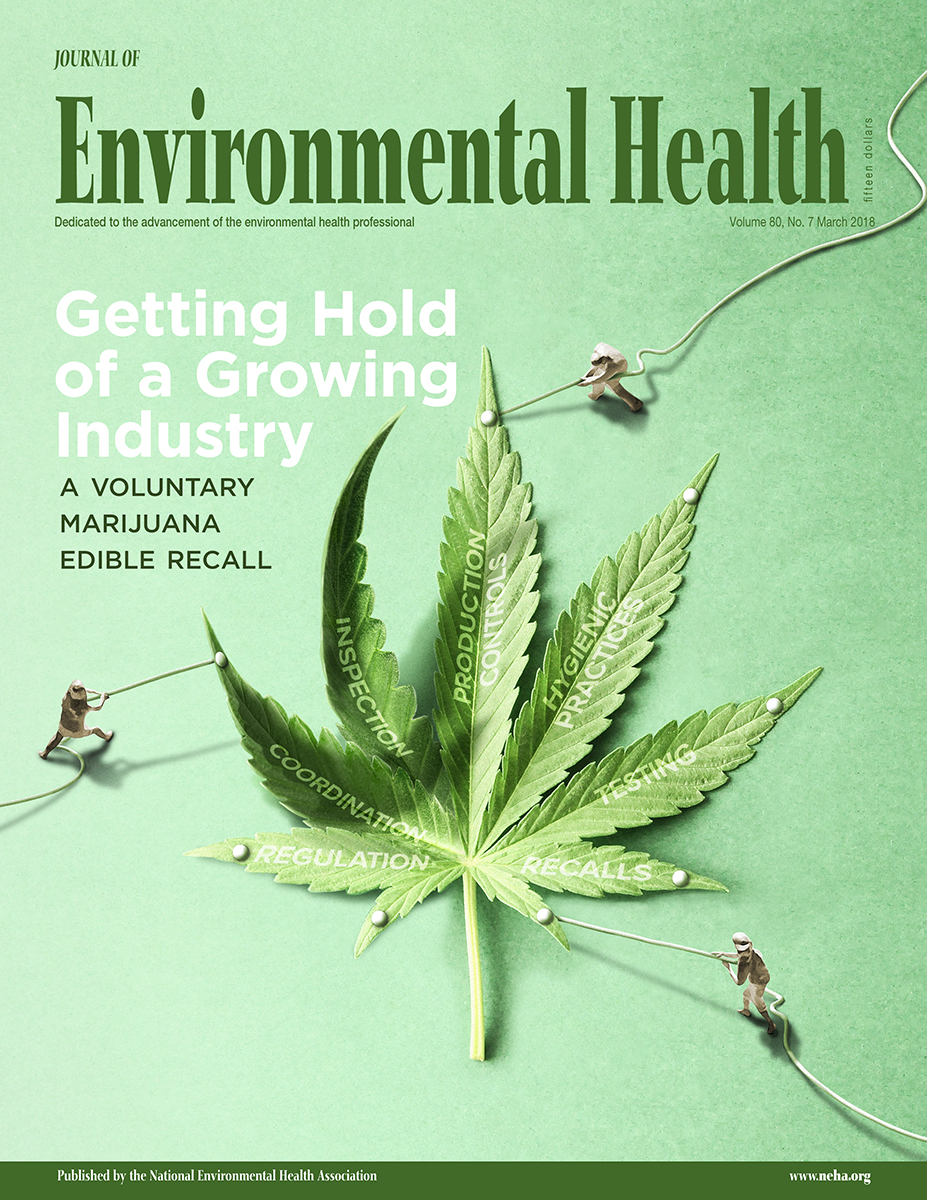 March 2018 issue of the Journal of Environmental Health