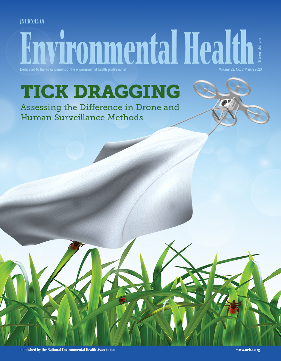 March 2020 issue of the Journal of Environmental Health (JEH)