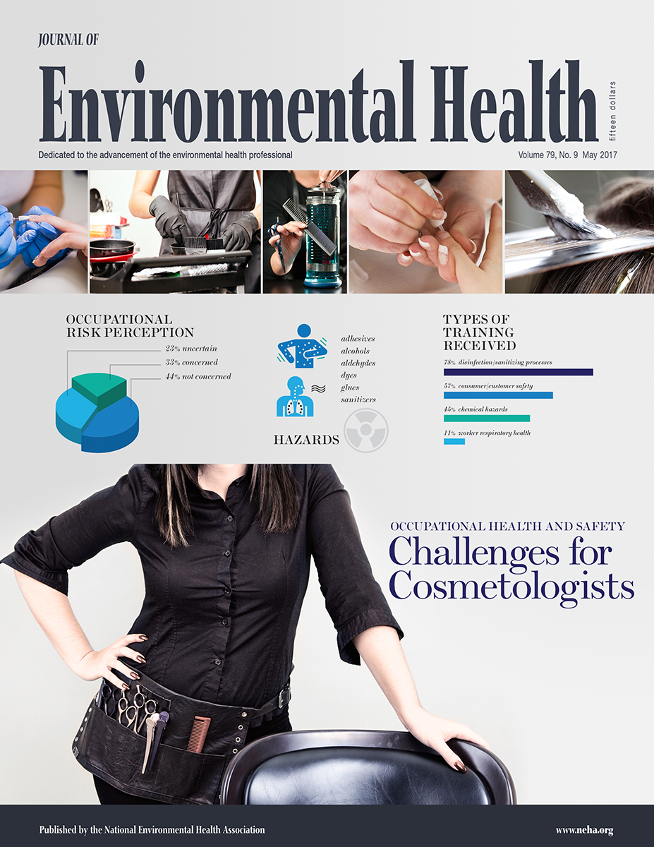May 2017 Issue of the Journal of Environmental Health (JEH)