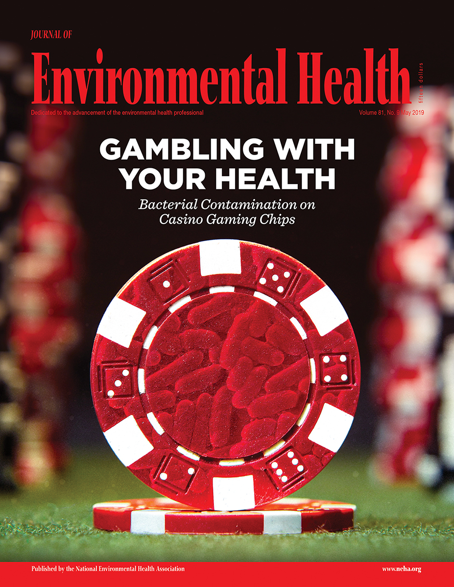May 2019 Issue of the Journal of Environmental Health (JEH)