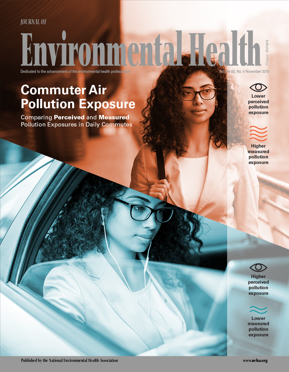 November 2019 issue of the Journal of Environmental Health
