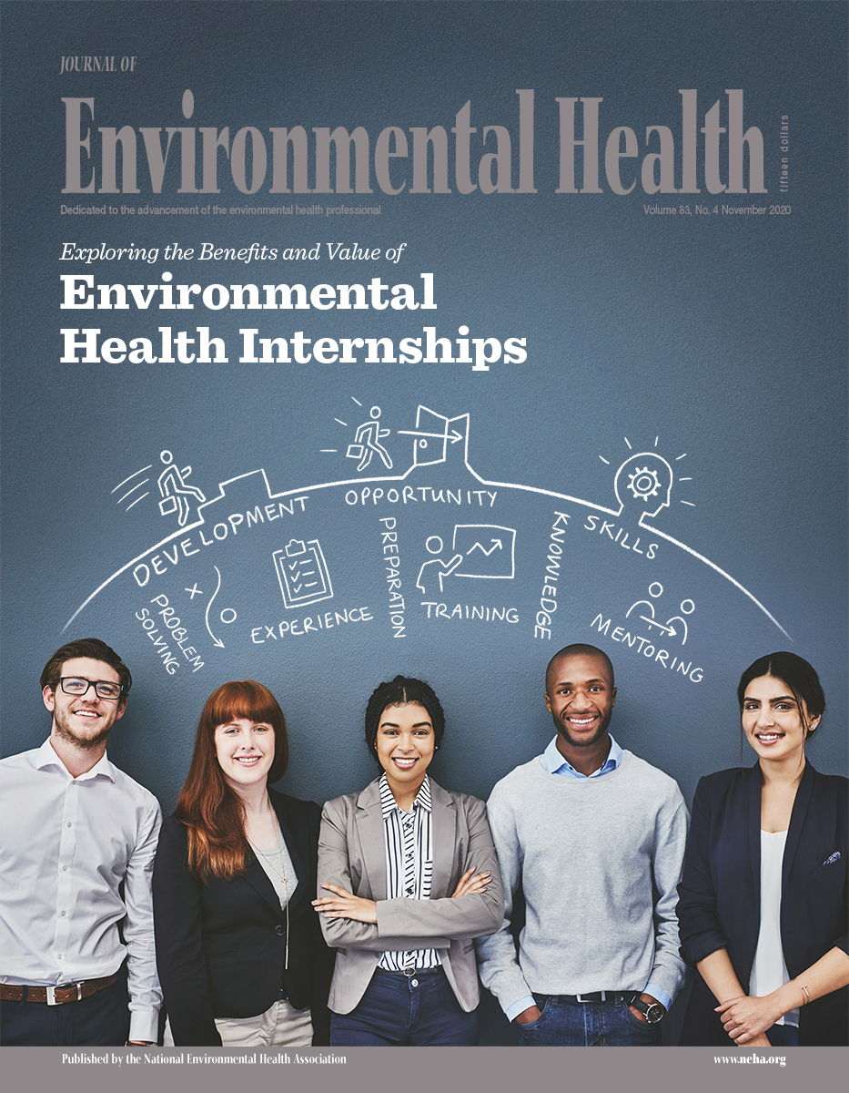 November 2020 issue of the Journal of Environmental Health