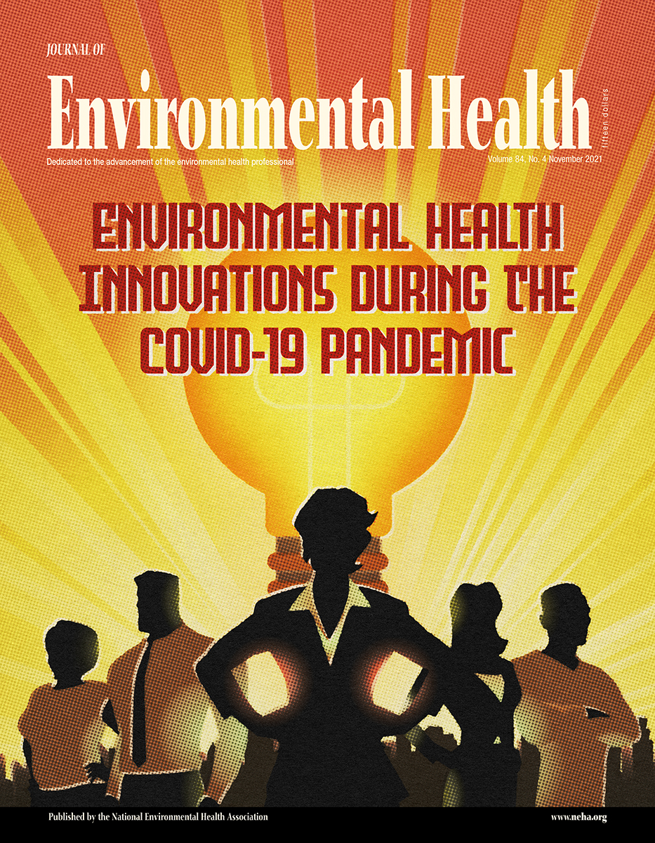 November 2021 issue of the Journal of Environmental Health