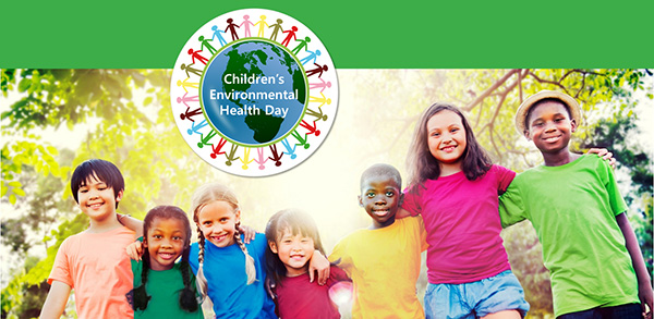 NEHA is proud to join Children's Environmental Health Network in celebrating Children's Environmental Health Day on October 10, 2019.