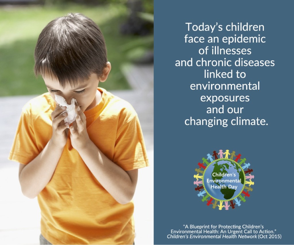 Children's Environmental Health Day Definition