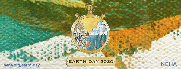 Thank you for celebrating Earth Day 2020 with NEHA