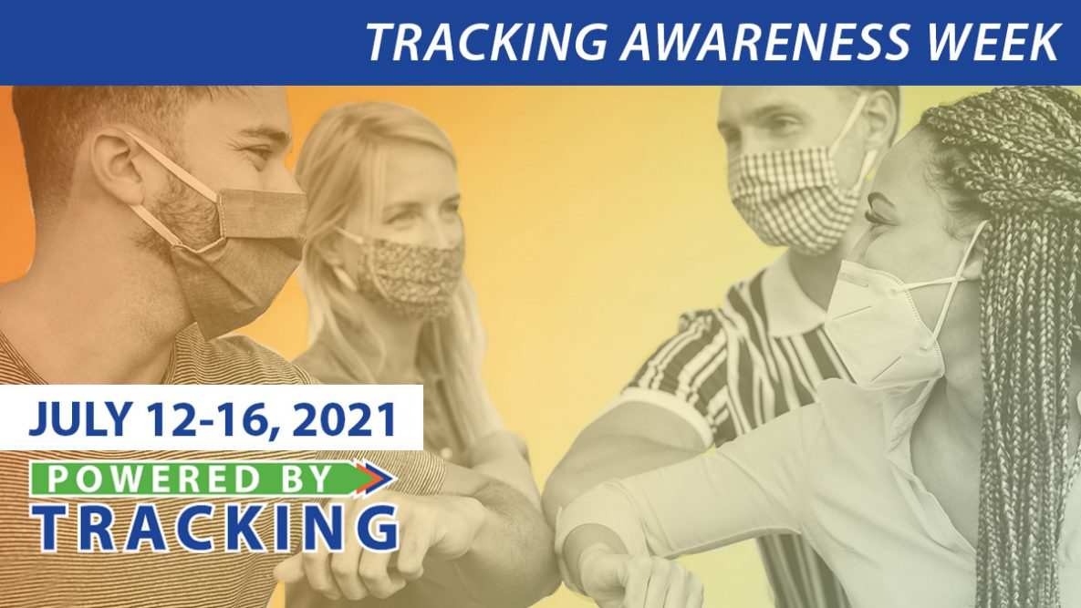 Tracking Awareness Week is July 12-16