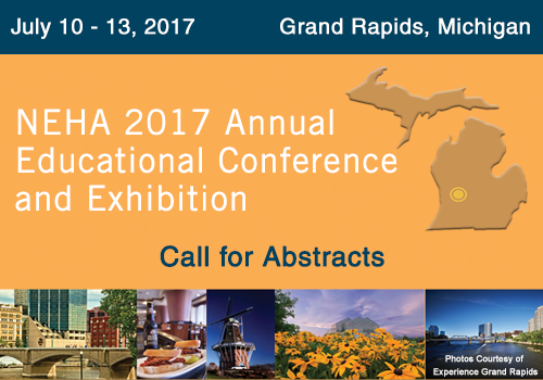 Call for Abstracts Postcard for AEC in Grand Rapids