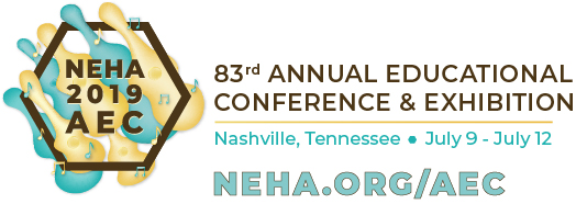 NEHA 2019 Annual Educational Conference & Exhibition logo