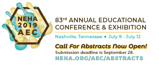 2019 Annual Educational Conference & Exhibition (AEC) Call for Abstracts logo