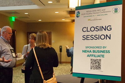 Sponsor Sessions at the AEC