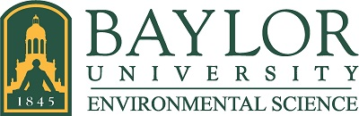 Baylor University Environmental Science logo