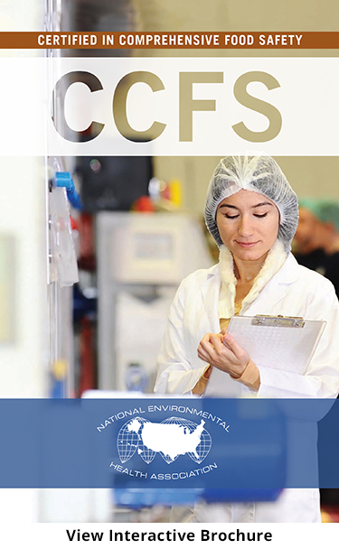 Cover of CCFS Credential Brochure