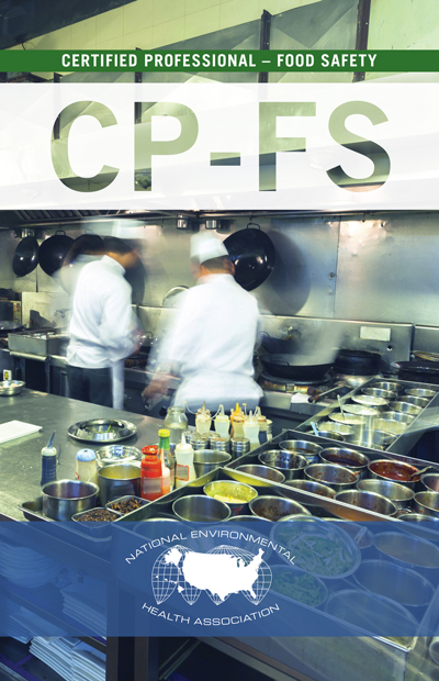 Certified Professional - Food Safety (CP-FS) Credential - Chefs in commercial kitchen