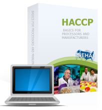 Online Self Paced HACCP Course