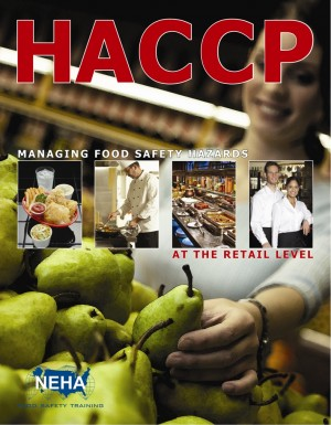 Book: HACCP: Managing Food Safety Hazards at the Retail Level