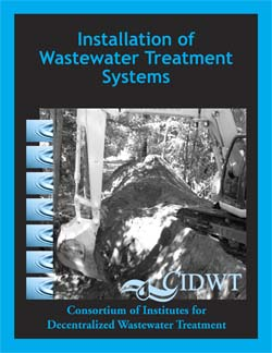 The Installation of Wastewater Treatment Systems