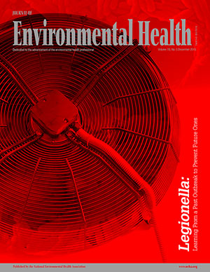December 2015 issue of Journal of Environmental Health