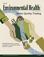 cover of the January/February 2020 issue of Journal of Environmental Health