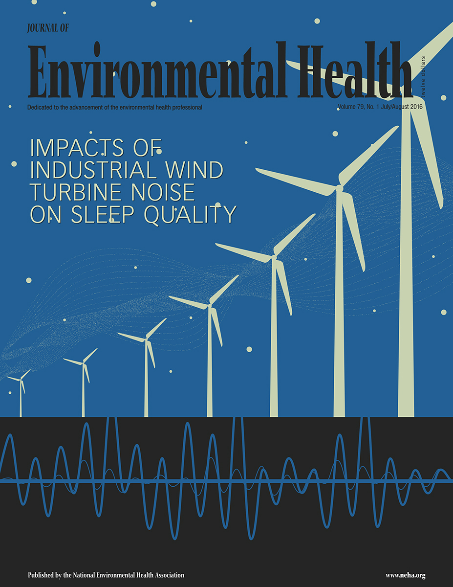 July/August 2016 Issue of the Journal of Environmental Health (JEH)
