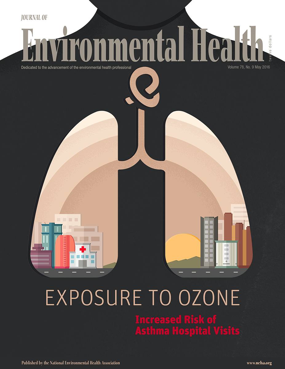 May 2016 Journal of Environmental Health issue