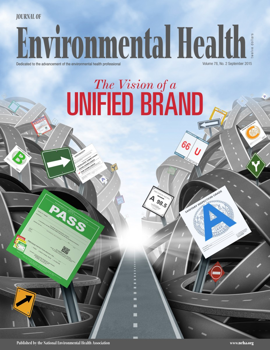September 2015 issue of the Journal of Environmental Health (JEH)