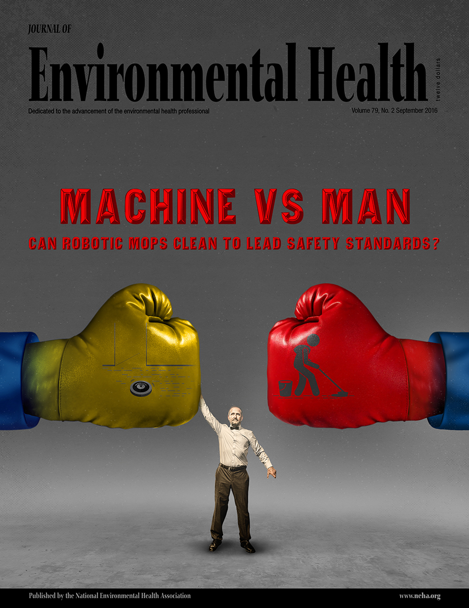 September 2016 Issue of the Journal of Environmental Health (JEH)